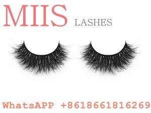 custom eyelash package