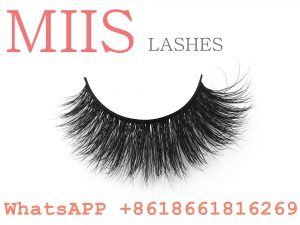 packaging private label mink eyelashes