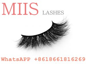 custom eyelashes package